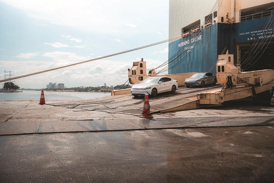 HAN EV, el buque insignia de BYD, llega al mercado latinoamericano