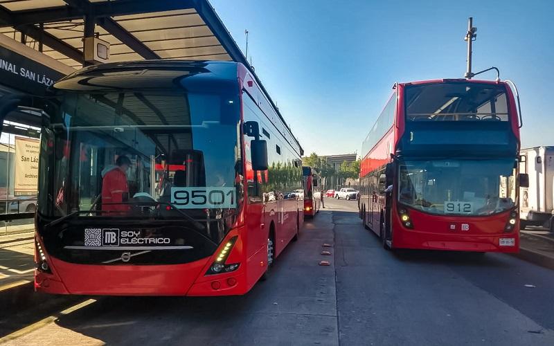 Proponen crear programa de apoyo financiero para incentivar buses eléctricos en México
