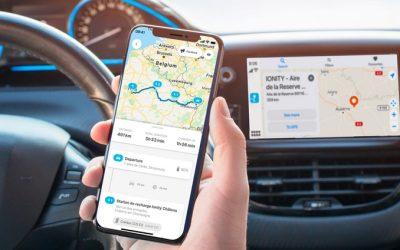 Chargemap diseñó nuevo algoritmo que personaliza las paradas de carga de coches eléctricos