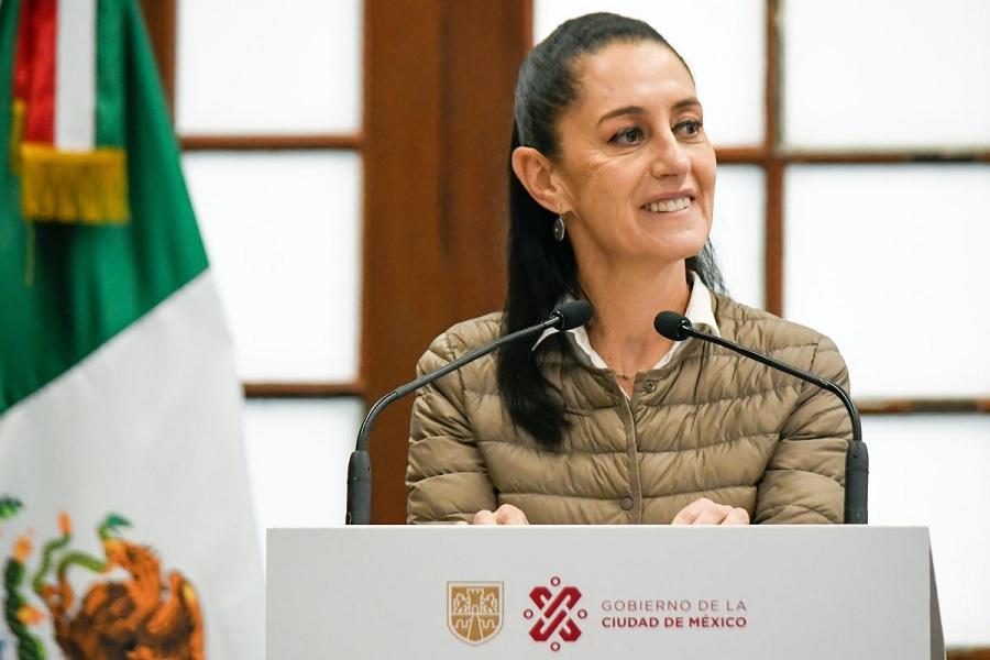 """Claudia Sheinbaum: """"Elaboramos elpresupuesto 2022 y buena parte va aelectromovilidad"""""""