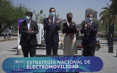 Chile fija al 2035 el fin de los vehículos a combustión influenciando a la región antes de la COP26