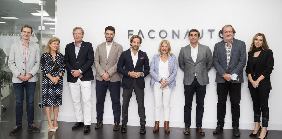 Grandes compañías se unen a la división de vehículos industriales creada por Faconauto