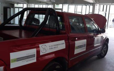 Mirando el mercado internacional universidad chilena desarrolla un camión minero a hidrógeno