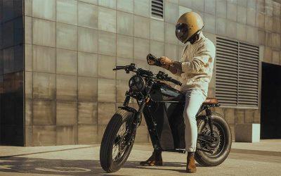 """Ox Motorcycle debuta con sus primeras 450 motos eléctricas pensadas para """"rebeldes con causa"""""""