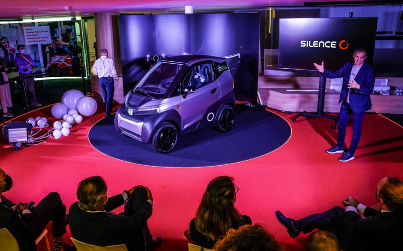 Acciona entra en el coche eléctrico urbano de la mano de Silence
