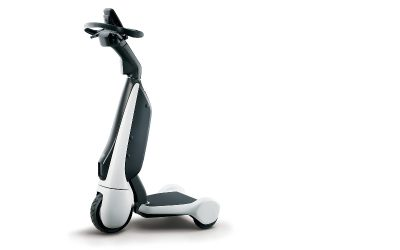 Toyota launches the C+walk T in Japan, a new form of walking-area mobility